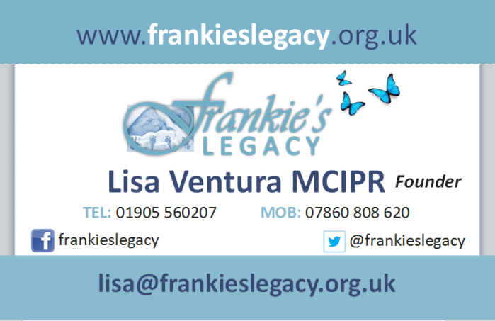 frankies legacy business card 1