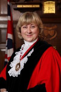 Counsellor Pat Agar