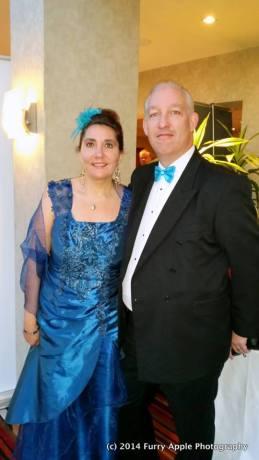 Lisa & Russell Ventura