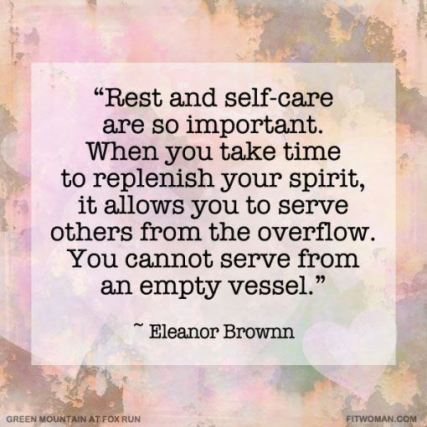 rest-and-self-care